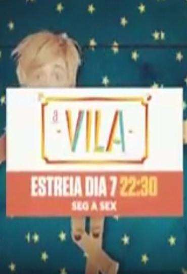 Poster do filme A Vila