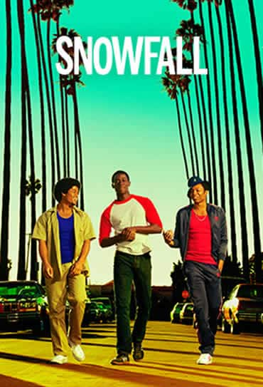 Poster do filme Snowfall