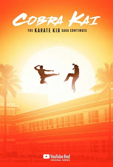Poster do filme Cobra Kai