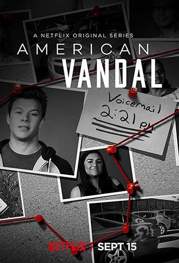 Poster do filme Vândalo Americano