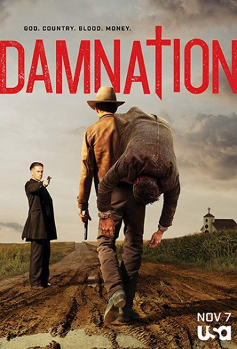 Poster do filme Damnation