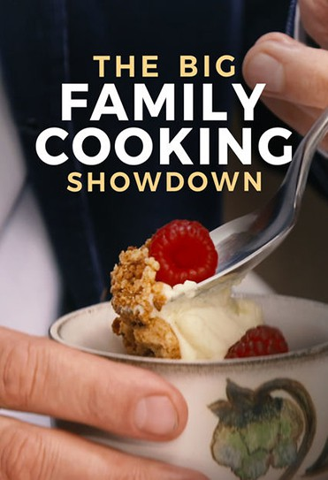 Poster do filme The Big Family Cooking Showdown
