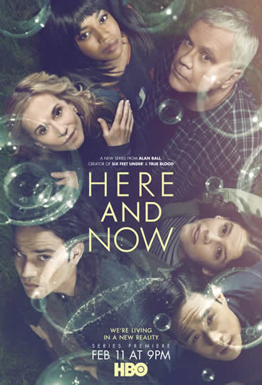 Poster do filme Here and Now