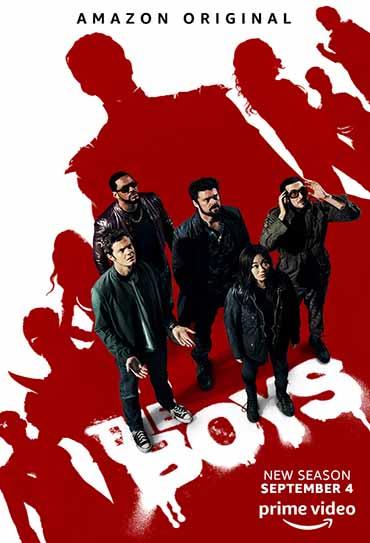 Poster do filme The Boys