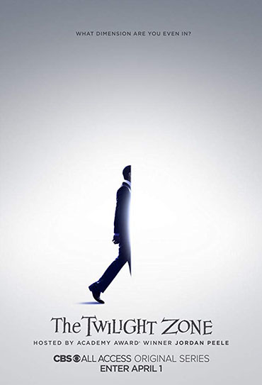 Poster do filme The Twilight Zone