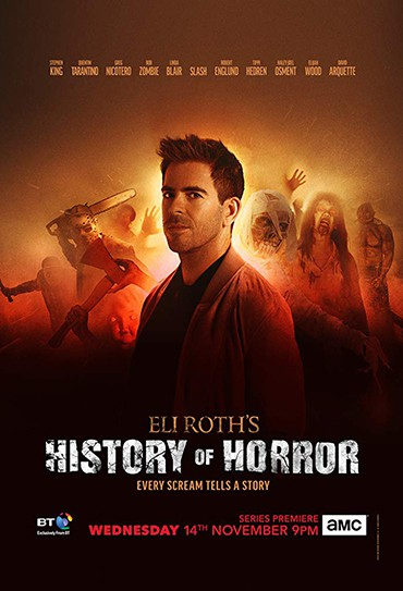 Poster do filme Eli Roth's History of Horror