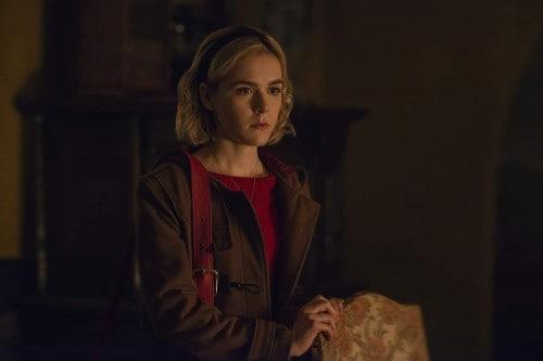 Imagem 3 do filme O Mundo Sombrio de Sabrina