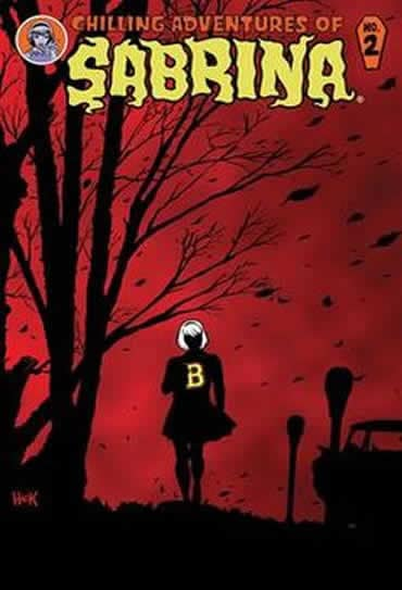 Poster do filme The Chilling Adventures of Sabrina