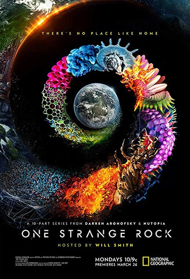 Poster do filme One Strange Rock