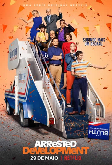 Poster do filme Arrested Development