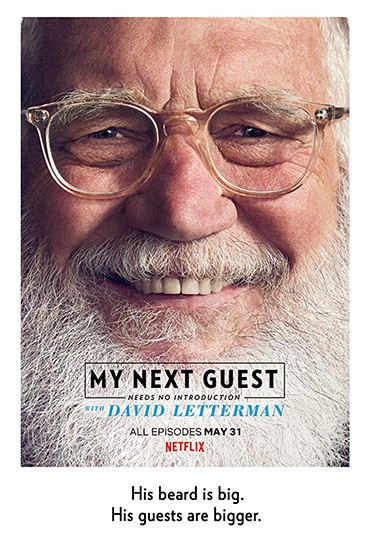 Poster do filme My Next Guest Needs no Introduction with David Letterman