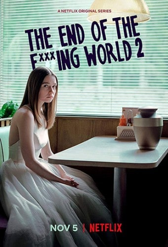 Poster do filme The End of the F***ing World