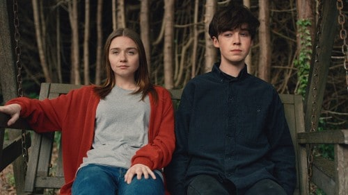 Imagem 3 do filme The End of the F***ing World