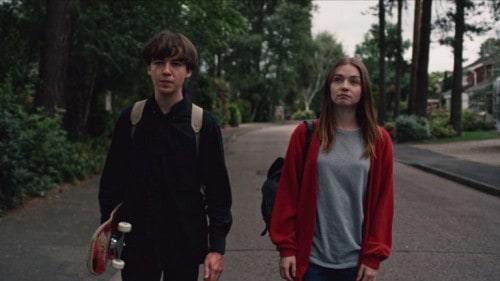 Imagem 5 do filme The End of the F***ing World