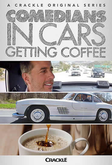 Poster do filme Comedians in Cars Getting Coffee