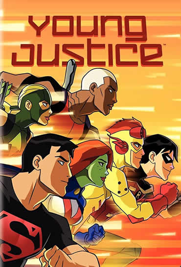 Poster do filme Young Justice