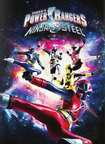 Imagem 1 do filme Power Rangers Ninja Steel
