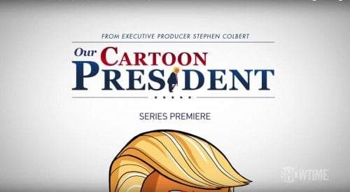 Imagem 1 do filme Our Cartoon President