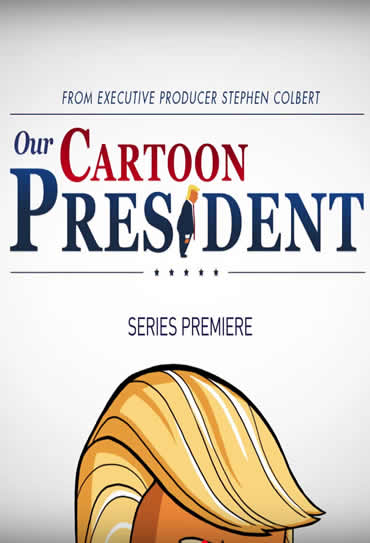 Poster do filme Our Cartoon President