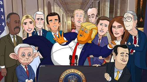 Imagem 2 do filme Our Cartoon President