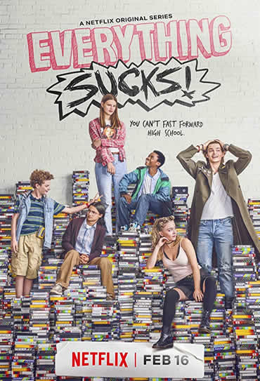 Poster do filme Everything Sucks!
