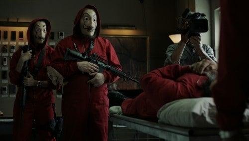 Imagem 2 do filme La Casa de Papel