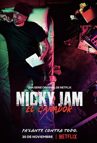 Poster do filme Nicky Jam: El Ganador