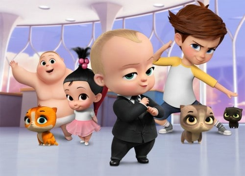 Imagem 1 do filme The Boss Baby: Back in Business