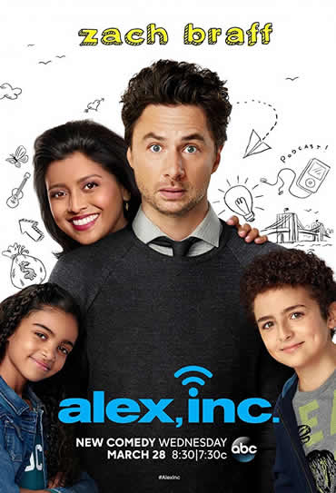 Poster do filme Alex, Inc.
