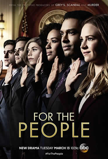 Poster do filme For the People