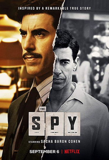 Poster do filme The Spy