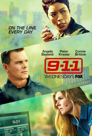 Poster do filme 9-1-1