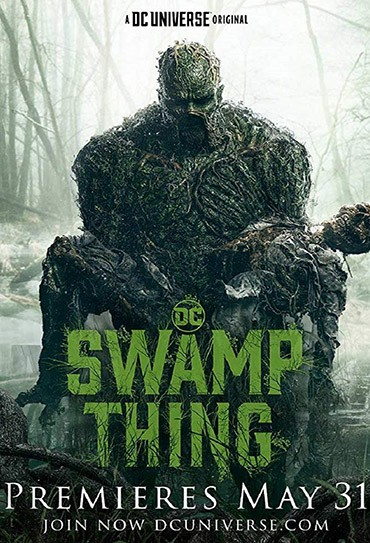 Poster do filme Swamp Thing