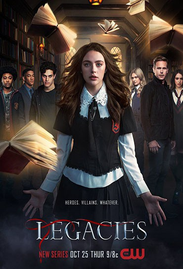 Poster do filme Legacies