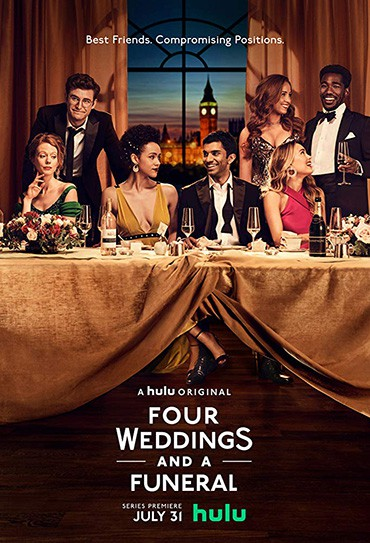 Poster do filme Four Weddings and a Funeral