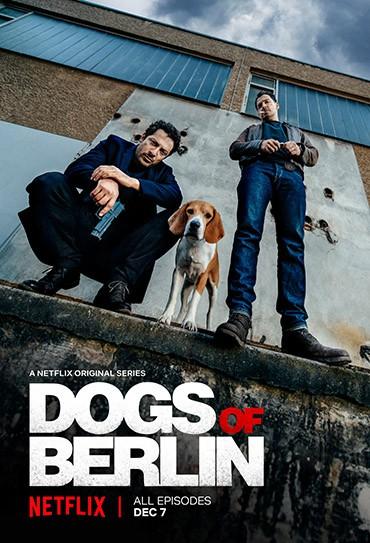 Poster do filme Dogs of Berlin