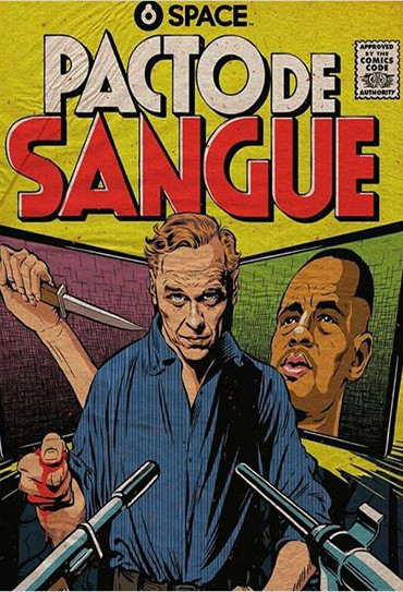 Poster do filme Pacto de Sangue