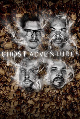 Poster do filme Ghost Adventures