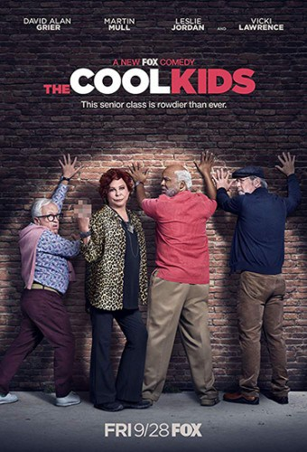 Poster do filme The Cool Kids