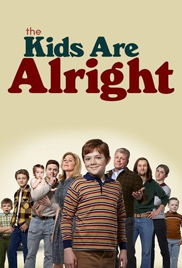 Poster do filme The Kids Are Alright