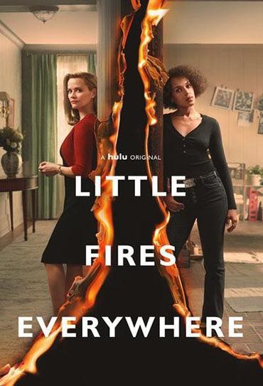 Poster do filme Pequenos Incêndios por Toda Parte