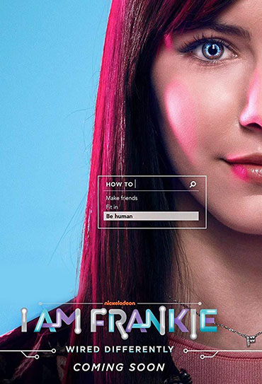 Poster do filme I Am Frankie