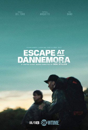 Poster do filme Escape at Dannemora
