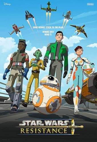Poster do filme Star Wars Resistance