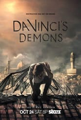 Poster do filme Da Vinci's Demons