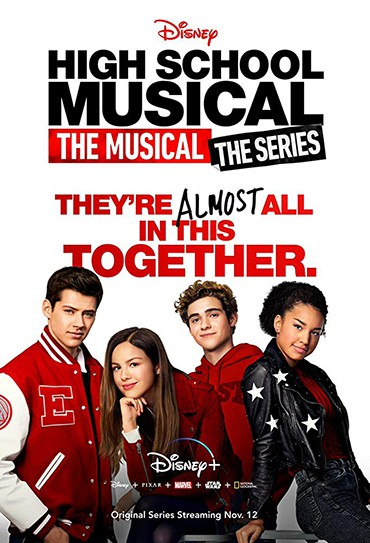 Poster do filme High School Musical: The Musical