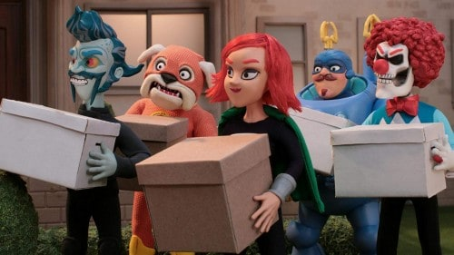 Imagem 5 do filme SuperMansion