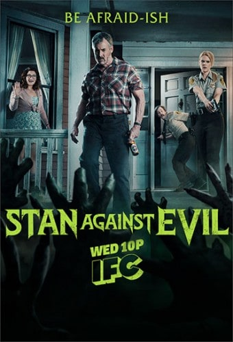 Poster do filme Stan Against Evil