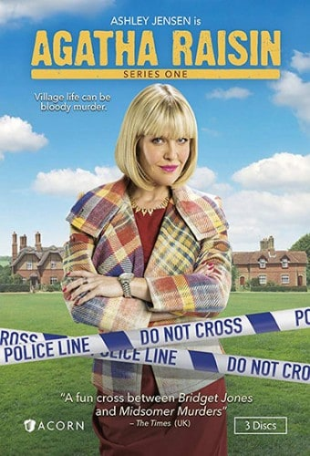 Poster do filme Agatha Raisin