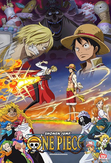 Poster do filme One Piece